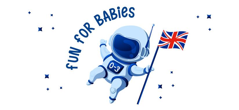 Angielski zajęcia dla dzieci najmłodszych Fun for babies