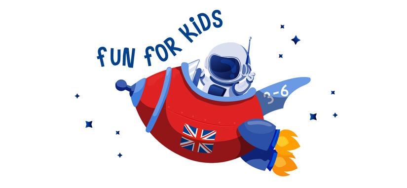 angielski zajęcia dla dzieci Fun for Kids